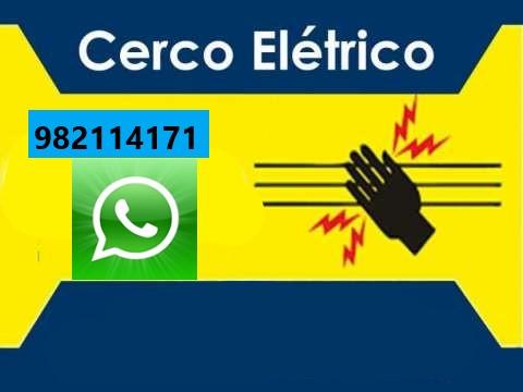 【CERCO ELÉCTRICO】🥉Instalación, Mantenimiento en Los Olivos