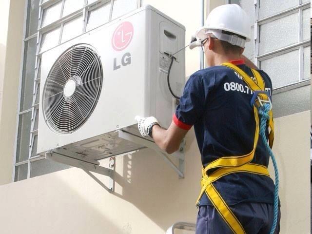 Mantenimiento, Reparación é Instalación de Aire Acondicionado en Lima