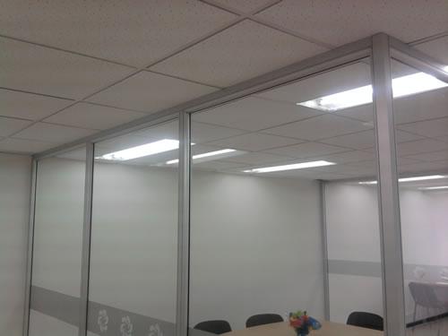 Instalación en Aluminio, Vidrio y Drywall en Miraflores, San Isidro, Lima