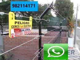 Mantenimiento, Reparación, Instalación de Cerco Eléctrico en Lima, surco, san borja, miraflores, san isidro, la molina, callao