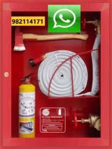 Mantenimiento de sistema de bomba contra incendio en San Isidro, Miraflores