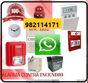 Mantenimiento SISTEMA CONTRA INCENDIO, Detector, Sensor de Humo en San Isidro